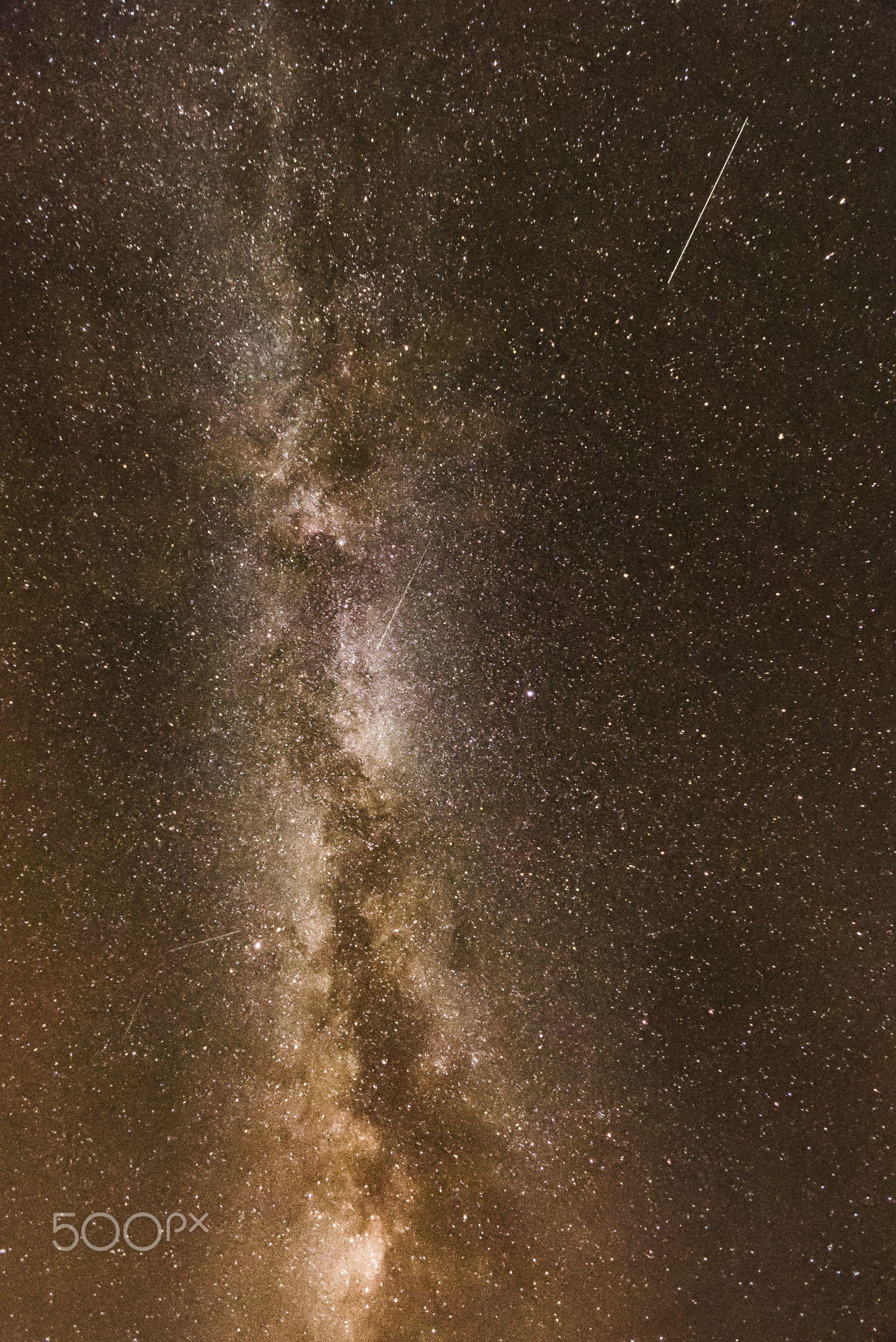 Via Lattea – Osservatorio Saint Barthelemy